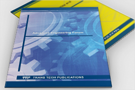 Advanced Engineering Forum (OPEN ACCESS)