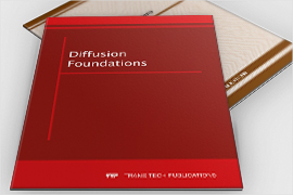 Diffusion Foundations