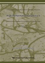 High-Performance Ceramics V