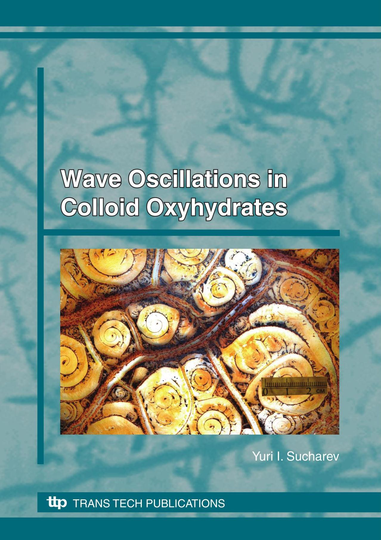 Wave Oscillations in Colloid Oxyhydrates