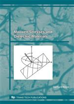 Maxwell Stresses and Dielectric Materials