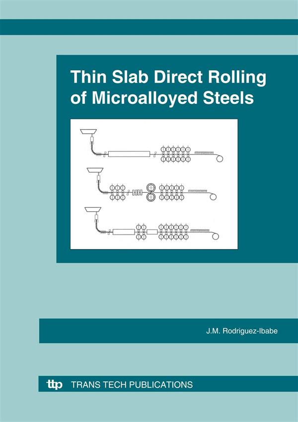 Thin Slab Direct Rolling of Microalloyed Steel