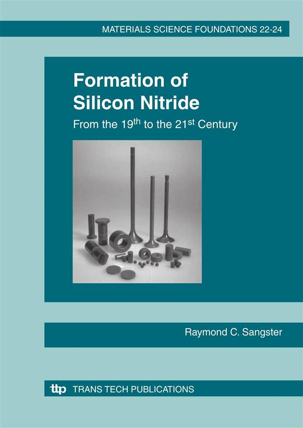 Formation of Silicon Nitride