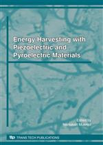 Energy Harvesting with Piezoelectric and Pyroelectric Materials