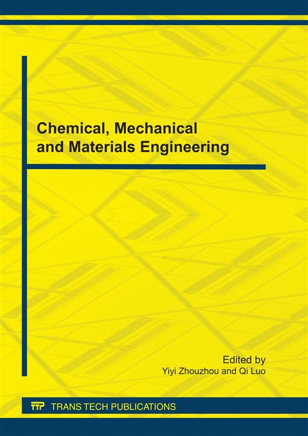 Chemical, Mechanical and Materials Engineering