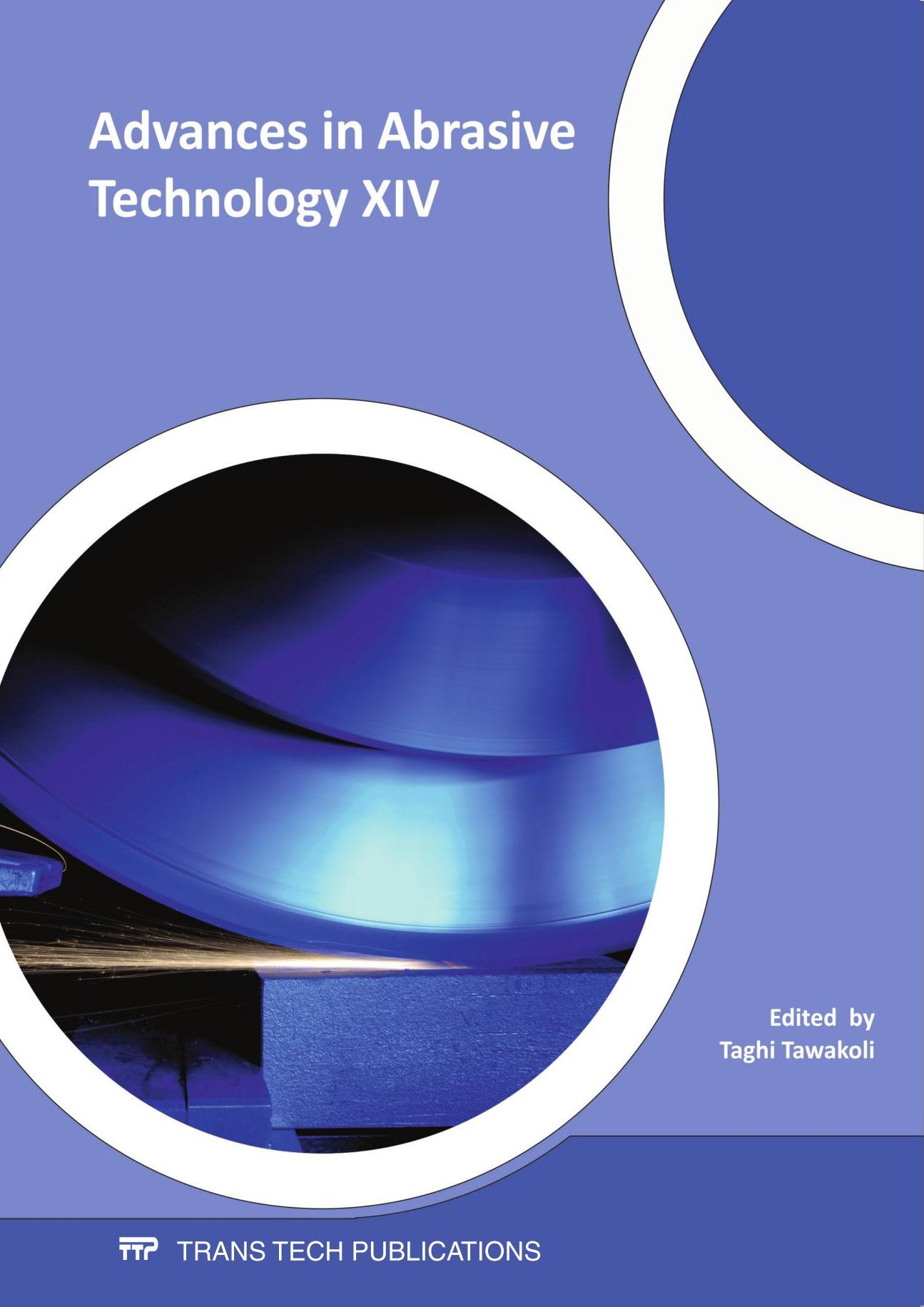 Advances in Abrasive Technology XIV