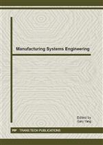 Manufacturing Systems Engineering