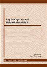 Liquid Crystals and Related Materials II