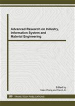 Advanced Research on Industry, Information System and Material Engineering, IISME2012