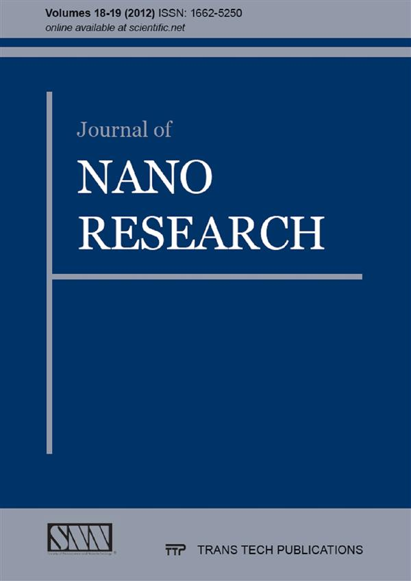 Journal of Nano Research Vols. 18-19