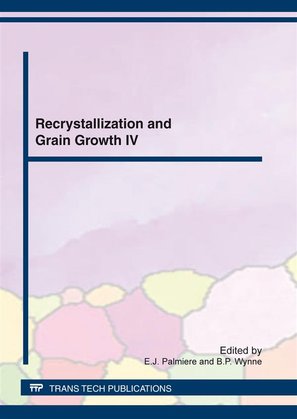 Recrystallization and Grain Growth IV