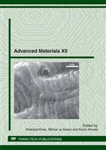 Advanced Materials XII