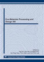 Eco-Materials Processing and Design XIII