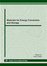 Materials for Energy Conversion and Storage
