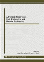 Advanced Research on Civil Engineering and Material Engineering