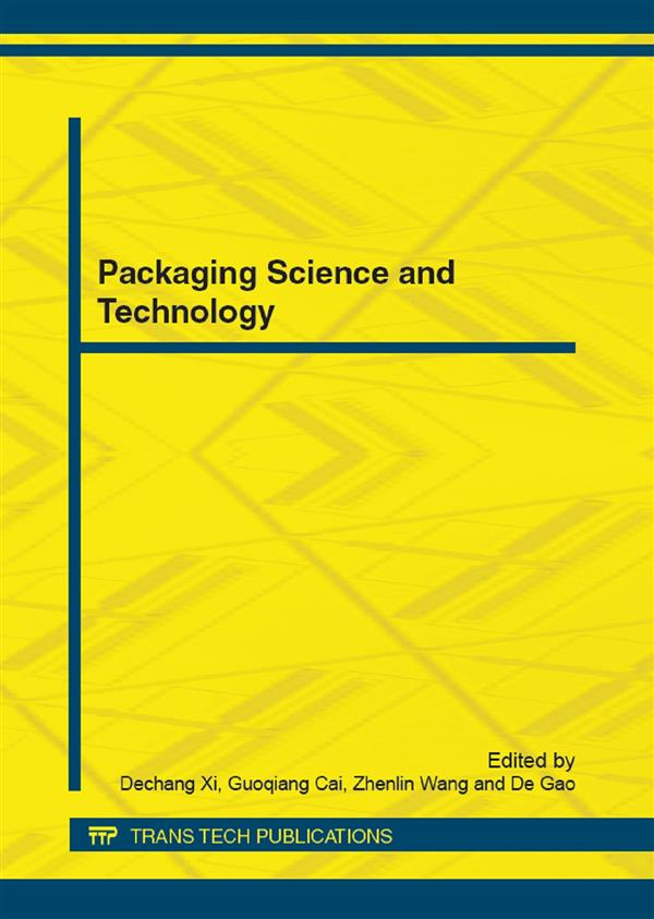 Packaging Science and Technology