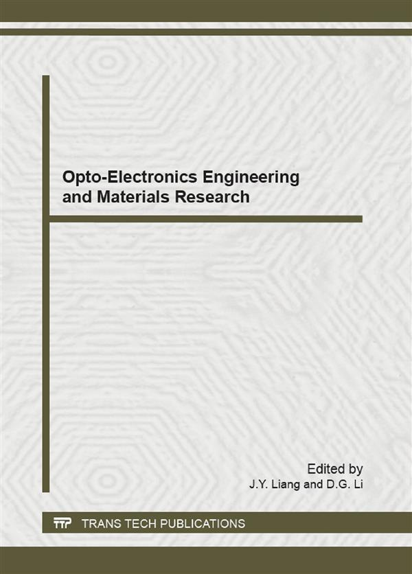 Opto-Electronics Engineering and Materials Research