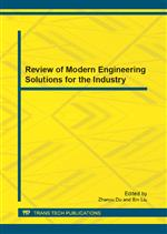 Review of Modern Engineering Solutions for the Industry