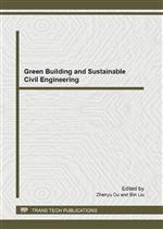 Green Building and Sustainable Civil Engineering