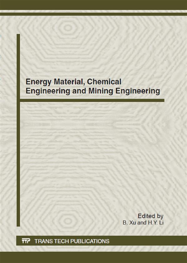 Energy Material, Chemical Engineering and Mining Engineering