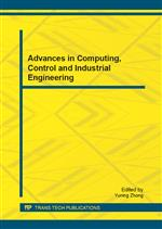 Advances in Computing, Control and Industrial Engineering