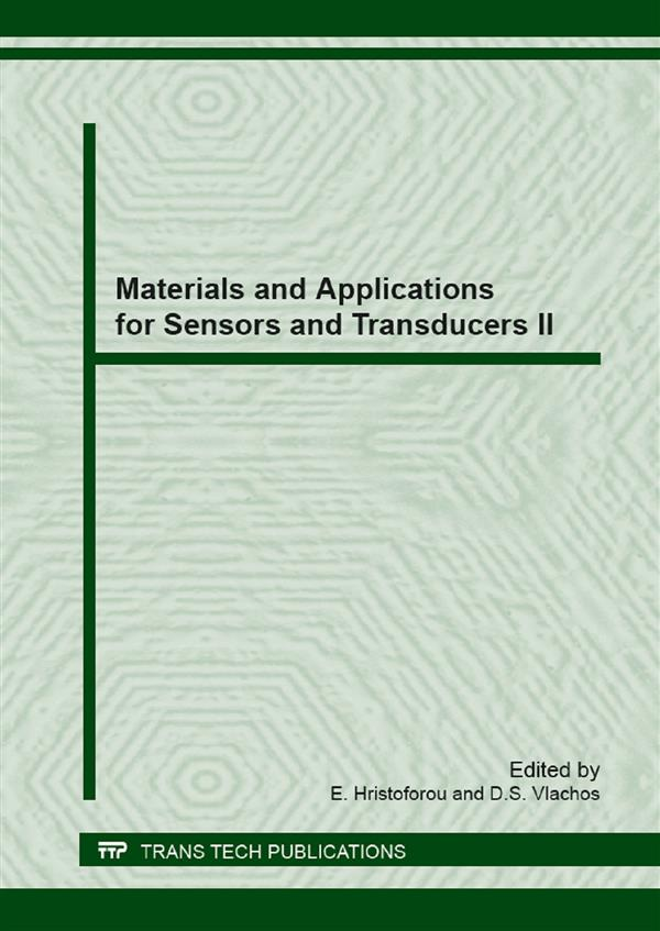 Materials and Applications for Sensors and Transducers II