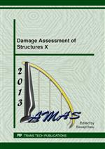 Damage Assessment of Structures X
