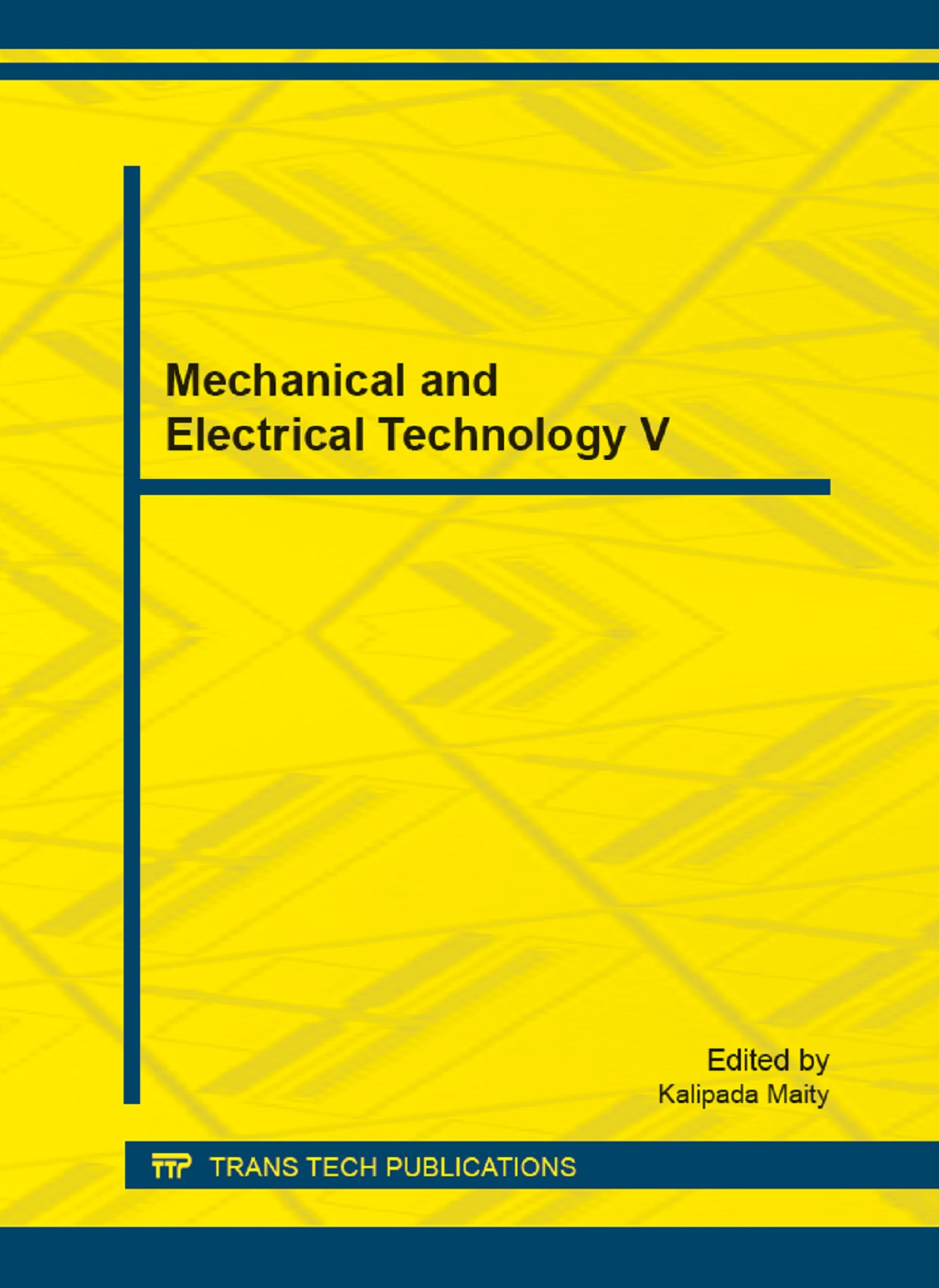 Mechanical and Electrical Technology V