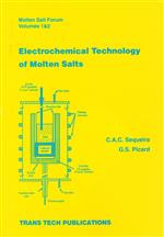 Electrochemical Technology of Molten Salts