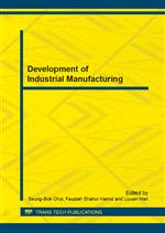 Development of Industrial Manufacturing