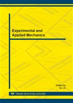 Experimental and Applied Mechanics