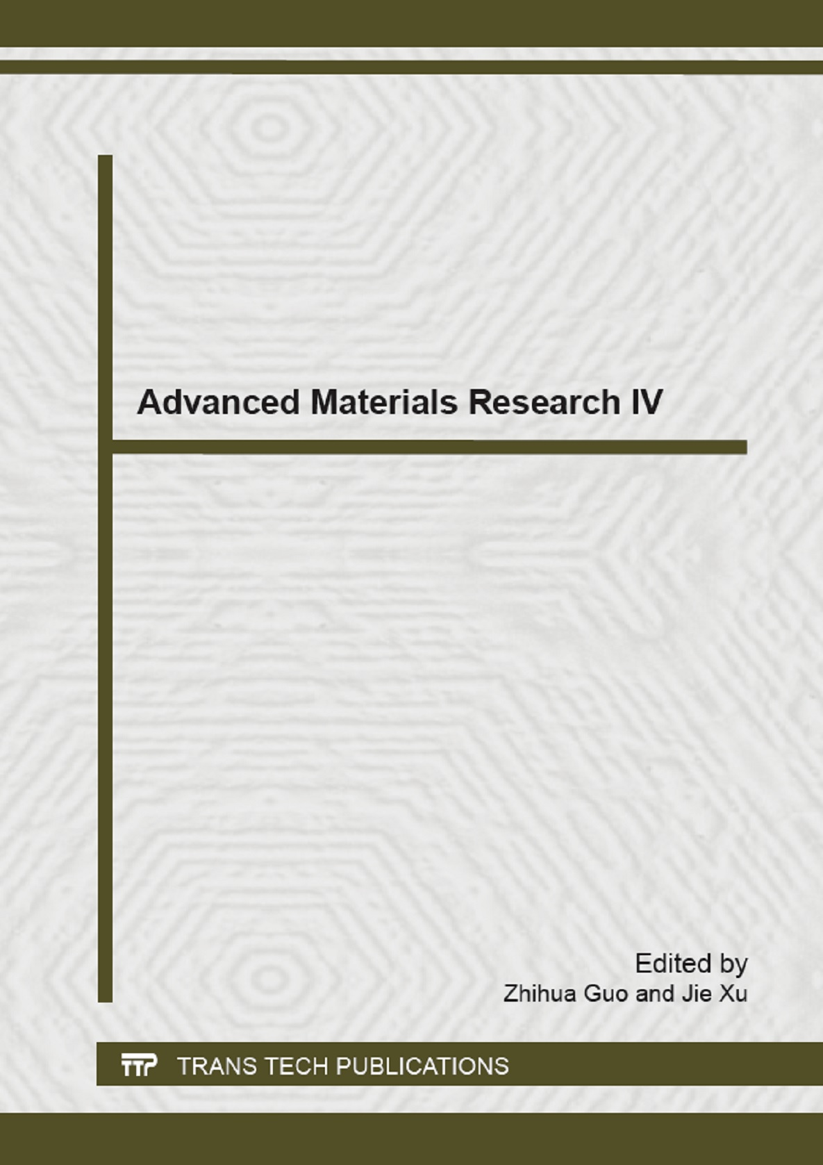 Advanced Materials Research IV