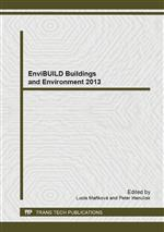 EnviBUILD Buildings and Environment 2013