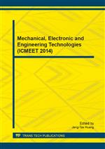 Mechanical, Electronic and Engineering Technologies (ICMEET 2014)