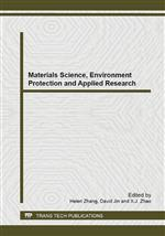 Materials Science, Environment Protection and Applied Research