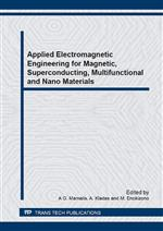 Applied Electromagnetic Engineering for Magnetic, Superconducting, Multifunctional and Nano Materials
