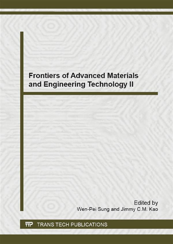 Frontiers of Advanced Materials and Engineering Technology II