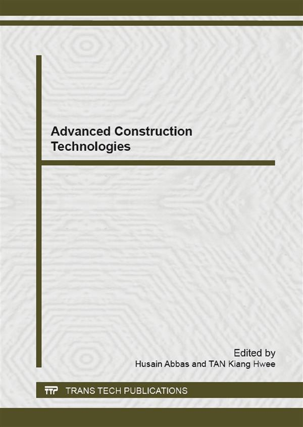 Advanced Construction Technologies