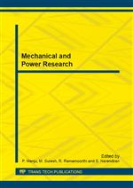 Mechanical and Power Research