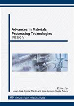 Advances in Materials Processing Technologies