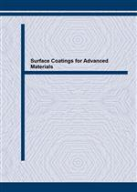 Surface Coatings for Advanced Materials