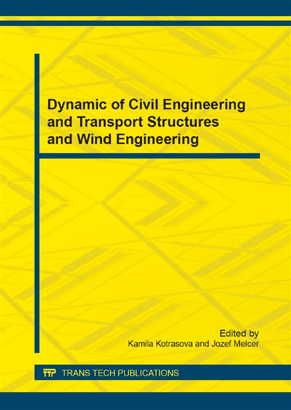 Dynamic of Civil Engineering and Transport Structures and Wind Engineering