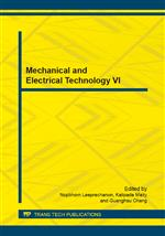 Mechanical and Electrical Technology VI