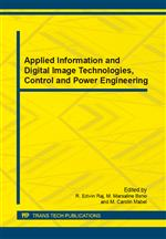 Applied Information and Digital Image Technologies, Control and Power Engineering