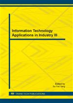 Information Technology Applications in Industry III