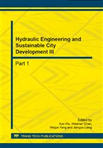 Hydraulic Engineering and Sustainable City Development III