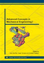 Advanced Concepts in Mechanical Engineering I