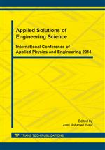 Applied Solutions of Engineering Science