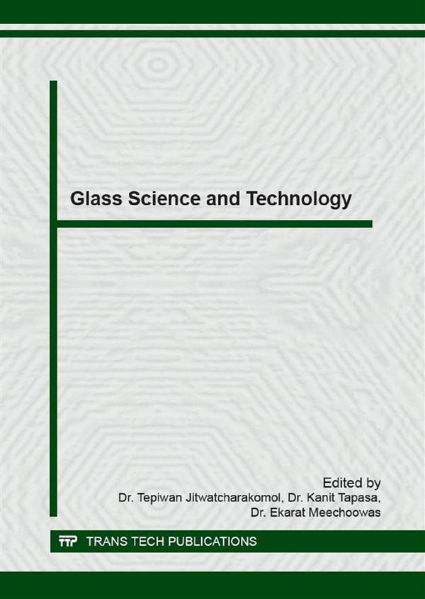 Glass Science and Technology