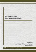 Engineering and Innovative Materials III